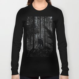 forrest wolf Long Sleeve T-shirt