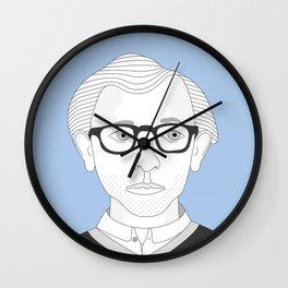 WOODY ALLEN Wall Clock