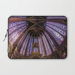 Sainte Chapelle Laptop Sleeve