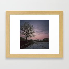 Twilight   1   Framed Art Print