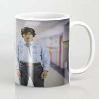 napoleon Mugs featuring Napoleon Dynamite by TJAguilar Photos
