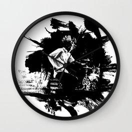 Zack de la Rocha Wall Clock