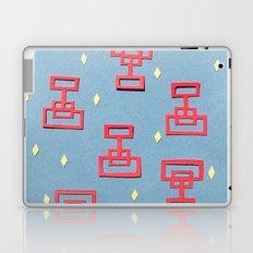 Ming Dynasty Red Papercut Laptop & iPad Skin