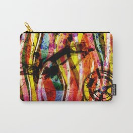 Motorbike Fibres  Dream Series 001 Carry-All Pouch