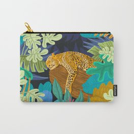 Sleeping Panther Carry-All Pouch