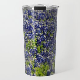 Texas Collection - Bluebonnet Field Travel Mug