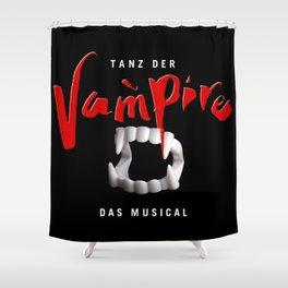 Tanz der Vampire - Das Musical Shower Curtain
