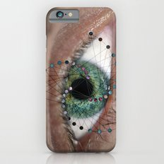 Hypnosis, a spiral into You iPhone 6s Slim Case