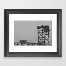 bridgehouse Framed Art Print