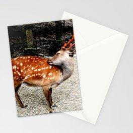 Deer of Nara Stationery Cards