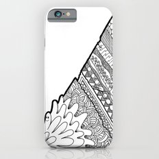 Triangle Doodle iPhone 6s Slim Case