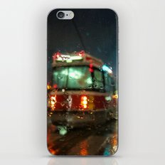 Streetcar Interruptus iPhone & iPod Skin