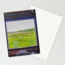 Roadside Homestead, North Dakota Stationery Cards