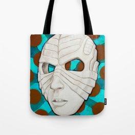 +K5 Trilobite Tote Bag