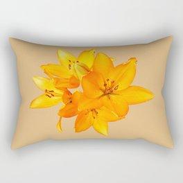 Tulip_Flora_Devoted Lily Rectangular Pillow