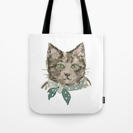 Mr. Grayson the Cat Tote Bag