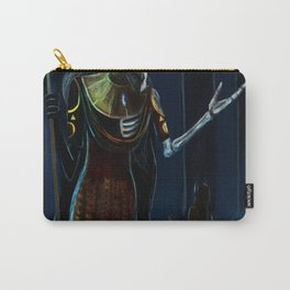 In The Temple Carry-All Pouch