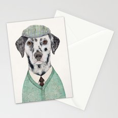 Dalmatian Mint Stationery Cards