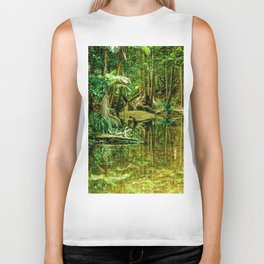 Rainforest 2 Biker Tank