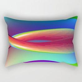 Qu in Qu  23 Rectangular Pillow
