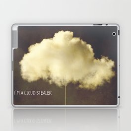 Im a cloud stealer Laptop & iPad Skin
