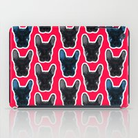artrave iPad Cases featuring BATPIG artRAVE Red by Walko