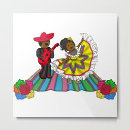 Sweet Serenade Metal Print