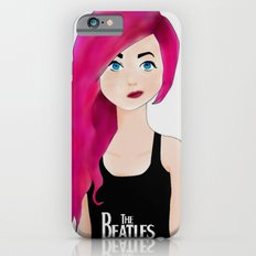 Hipster girl  iPhone 6s Slim Case