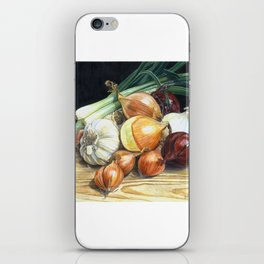 ONION iPhone Skin