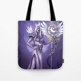 An Elven Noble Tote Bag