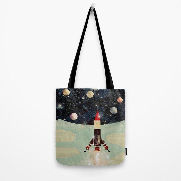 explorer 1 Tote Bag