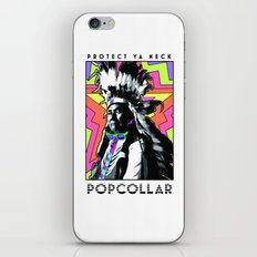PopCollar W/JMR1 iPhone & iPod Skin