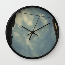 but a glance disperses the most wonderful meetings. Wall Clock