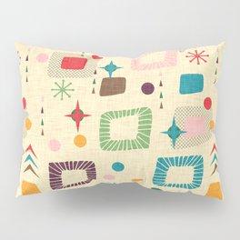 Atomic pattern Pillow Sham