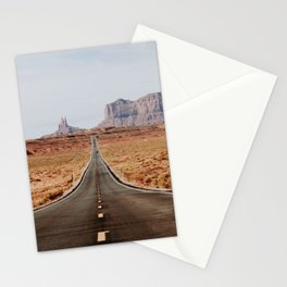 Desert Road Trip V Stationery Cards