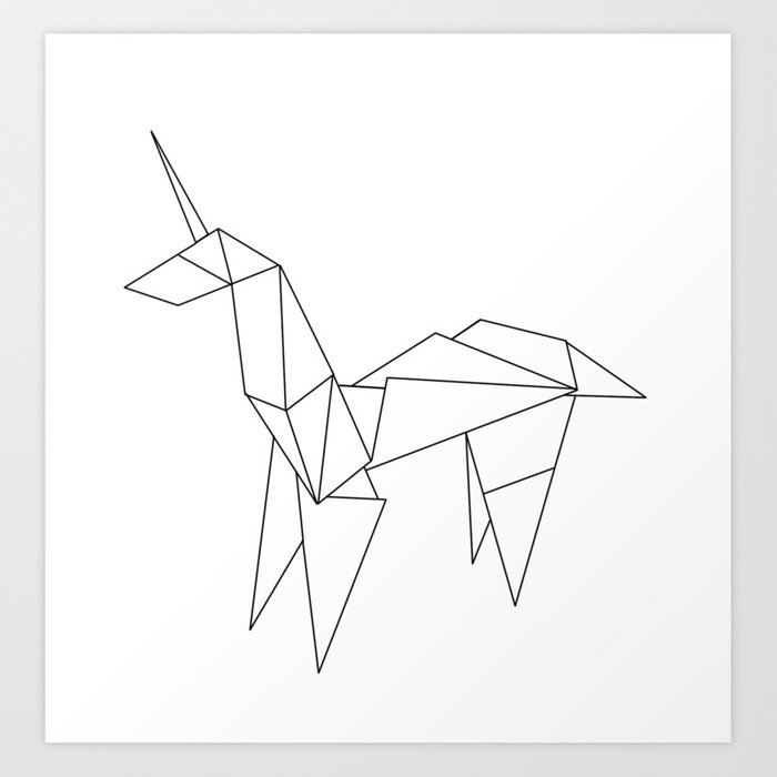 Blade Runner Gaff Unicorn Origami replica movie prop | 700x700