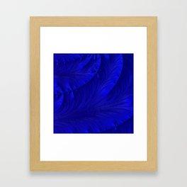 Renaissance Blue Framed Art Print