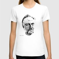 phil jones T-shirts featuring Phil by Aaron Synaptyx Fimister