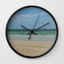 Let the Games Begin Wall Clock