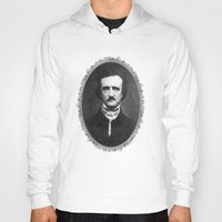poe Hoodies featuring Poe by fyyff
