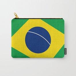 Team Brazil #brasil #selecao #bresil #brazil #russia #football #worldcup #soccer #fan #worldcup2018 Carry-All Pouch