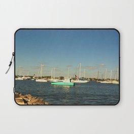 Sailing day Laptop Sleeve