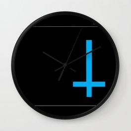 No God Wall Clock