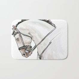 Spanish Horse Bath Mat