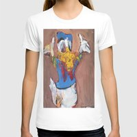 donald duck T-shirts featuring Donald Duck diddy by Larry Caveney