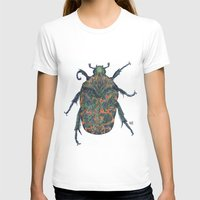 beetle T-shirts featuring Beetle by MSRomeiro
