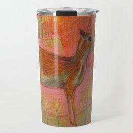 Happy Birthday Mousedeer! Travel Mug