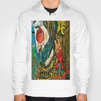 jazz Hoodies featuring Jazz by HollyBroderick