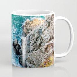 Ocean falaise 5 Coffee Mug
