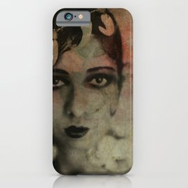 Vintage - Josephine Baker iPhone Case